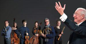 Gira por Europa – William Christie con The Orchestra of the Age of Enlightenment