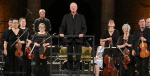 William Christie y la Orchestra of the Age of Enlightenment
