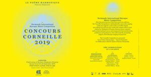 LE POÈME HARMONIQUE – NORMANDY INTERNATIONAL BAROQUE MUSIC COMPETITION
