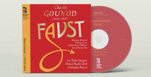 """LES TALENS LYRIQUES Y CHRISTOPHE ROUSSET: """"FAUST"""""""