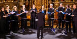 THE TALLIS SCHOLARS: EXCEPCIONAL MUSICALIDAD EN ESTELLA