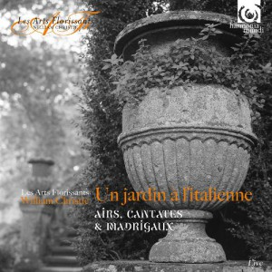 Cd - Les Arts Florissants 089