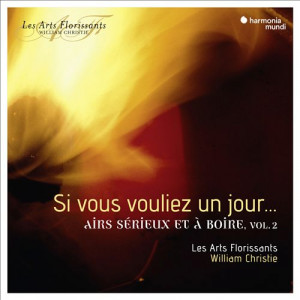 Cd - Les Arts Florissants 096