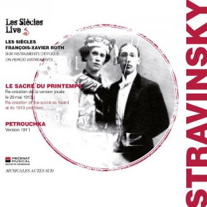 Cd - Les Siecles 10