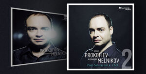 ALEXANDER MELNIKOV: SEGUNDO ÁLBUM DE SONATAS DE PROKOFIEV