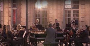 PRIMER CONCIERTO DE LARS VOGT COMO DIRECTOR DE ORCHESTRE CHAMBRE DE PARIS