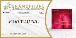 LES ARTS FLORISSANTS – Mejor grabación Música Antigua Gramophone