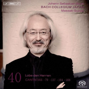 Cd - Bach Collegium Japan 47