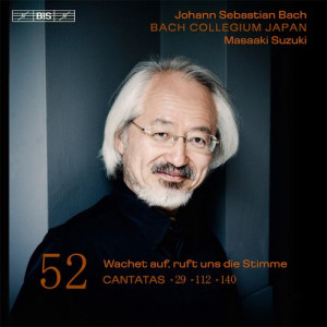 Cd - Bach Collegium Japan 63