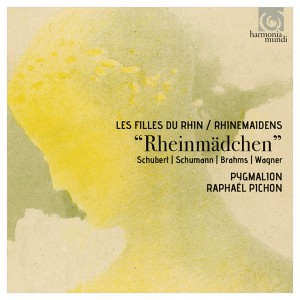 Cd - Ensemble Pygmalion 09